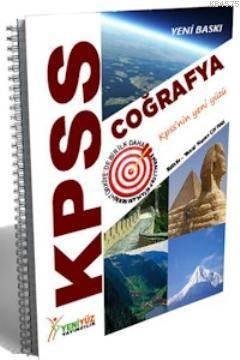 KPSS Coğrafya Spiralli Cep Kitabı Konu Anlatımlı