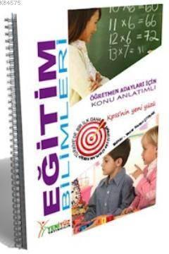 KPSS Eğitim Bilimleri Spiralli Cep Kitabı Konu Anlatımlı