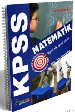 KPSS Matematik Spiralli Cep Kitabı Konu Anlatımlı