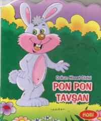 Dokun Hisset Dizisi Pon Pon Tavşan