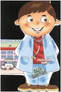 Aliş İle Maviş Dizisi Aliş Doktor