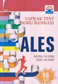 Ales Yaprak Test Soru Bankası Çek Kopar