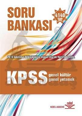 KPSS Genel Yetenek Genel Kültür Soru Bankası