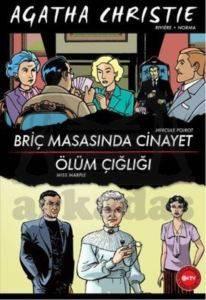 Agatha Christie - Briç Masası Cinayeti -  Ölüm Çığlığı