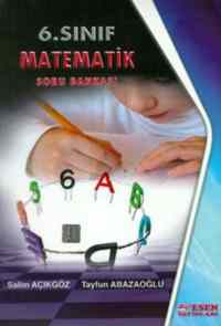 6.Sınıf Matematik Soru Bankası SBS'ye Hazırlık