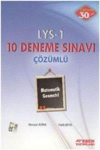 LYS 1 Matematik Geometri Deneme Sınavı