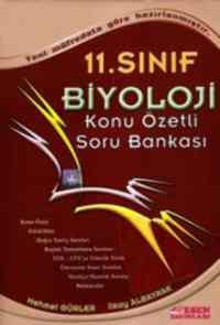 11.Sınıf Biyoloji Konu Özetli Soro Bankası