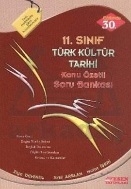 11. Sınıf Türk Kültür Tarihi Soru Bankası