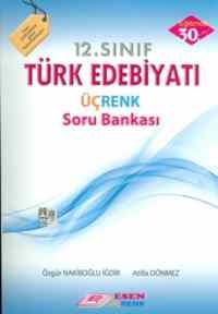 12.Sınıf Türk Edebiyatı Üçrenk Soru Bankası