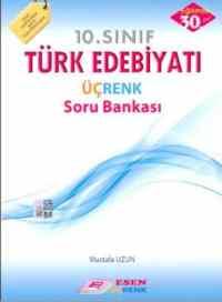 10.Sınıf Türk Edebiyatı Üçrenk Soru Bankası