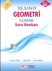10.Sınıf Geometri Üçrenk Soru Bankası