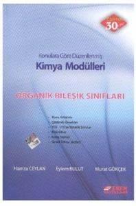Kimya Modülleri Organik Bileşik Sınıfları