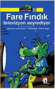 Fare Fındık Televizyon Seyrediyor