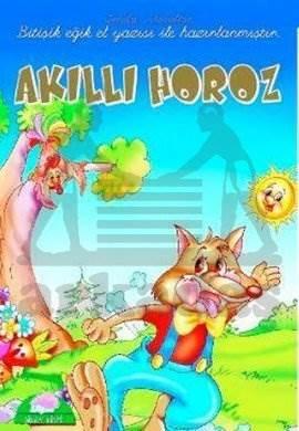 Elyazili Akilli Horoz