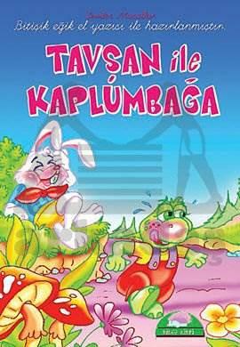 Elyazili Tavşan İle Kaplumbağa