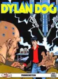 Dylan Dog Sayı-22: Frankenstein