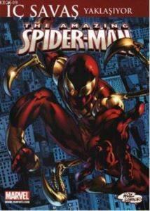 The Amazing Spider-Man Sayı 3: İç Savaş Yaklaşıyor