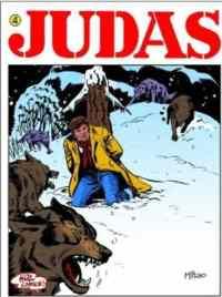 Judas 4 (Kanun Kaçağı Coguar-Daisho-Şahit)