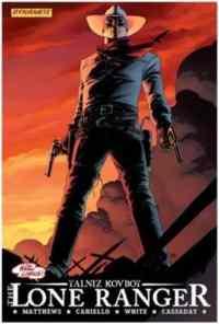 The Lone Ranger Yalnız Kovboy
