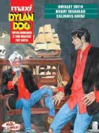 Maxi Dylan Dog - Hayalet Yayın, Kobay İnsanlar, Çalınmış Hayat