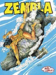 Zembla 2 Bataklık Canavarları