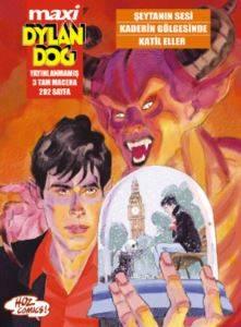 Maxi Dylan Dog Yayınlanmamış 3 Tam Macera