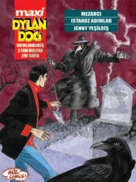 Dylan Dog Maxi 9 - Mezarcı Istakoz Adımlar