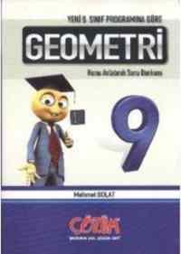 9.Sınıf Geometri Konu Anlatımlı Soru Bankası
