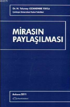 Mirasin Paylasilmasi