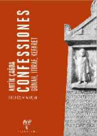 Antik Çağda Confessiones Günah,İtiraf,Kefaret