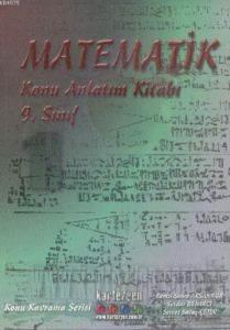 9. Sinif Matematik; Konu Anlatim Kitabi - 1