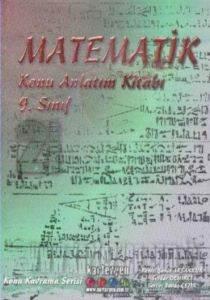 9. Sinif Matematik; Konu Anlatim Kitabi - 2