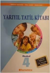 Yarıyıl Tatil Kitabı İlkokul 4.Sınıf