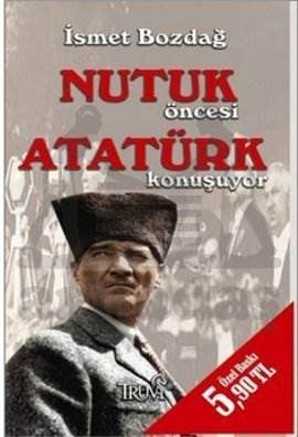 Nutuk Öncesi Atatürk Konuşuyor (Cep Boy)