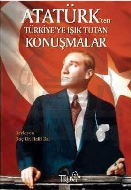 Atatürk'ten Türkiye'ye Işık Tutan Konuşmalar (Cep Boy)