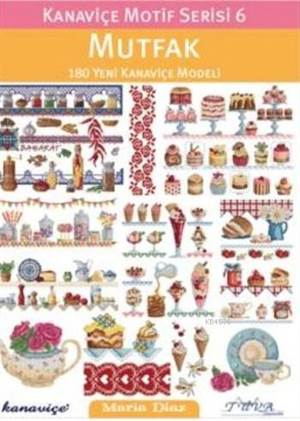 Kanaviçe Motif Serisi 6 - Mutfak