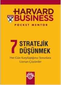 Harvard Mentor-9 Stratejik Düşünmek
