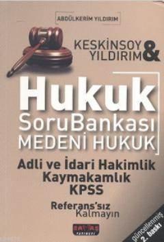 Medeni Hukuk Soru Bankası Altın Seri