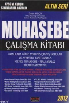 Kpss Muhasebe Çalışma Kitabı Altın Seri