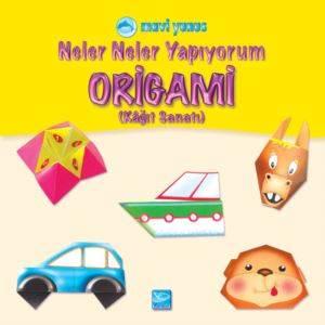 Neler Neler Yapıyorum Origami