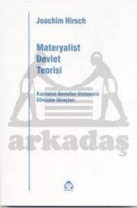 Materyalist Devlet Teorisi