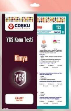 Coşku 12.Sınıf Ygs Kimya Testi