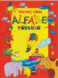 Alfabe Türküsü Boyama Kitabı