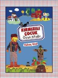 Kırmızılı Çocuk Oyun Kitabı