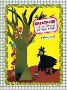 Kara Tavuk Görsel Okuma Oyun Kitabı