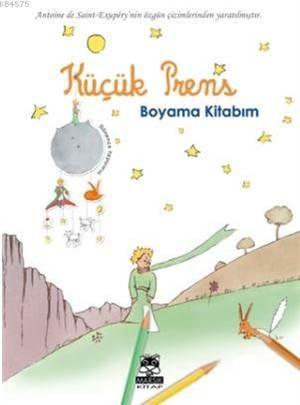 Küçük Prens Boyama Kitabım