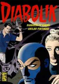 """Diabolik: Diabolik ve Ginko """"Anılar Fırtınası"""""""