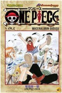 One Piece 1: Maceraların Doğuşu
