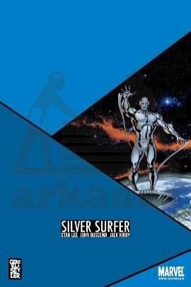 Silver Surfer Cilt 2