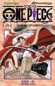 One Piece 3: Yalanı Bile Söylenmeyecek Şeyler
